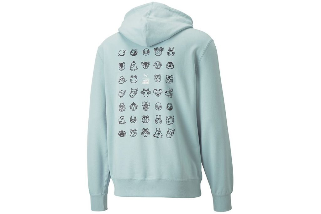 puma animal crossing sweatshirt