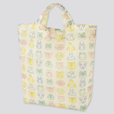 acnh uniqlo sac personnages