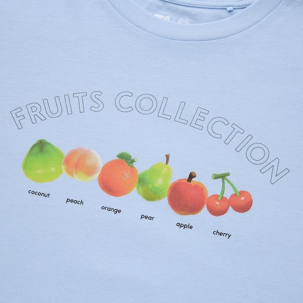 acnh uniqlo tshirt fruits