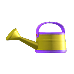 acnh arrosoir en or