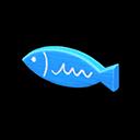 Plaque poisson