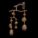 acnh mobile fruits des bois