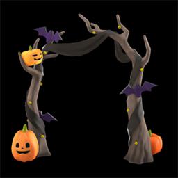 acnh arche halloween