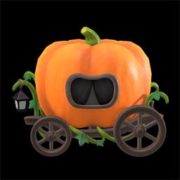 acnh calèche d'Halloween