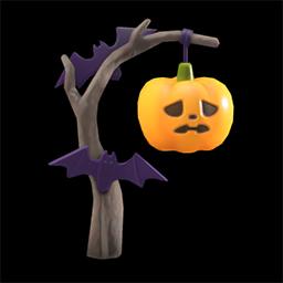 acnh lampadaire halloween
