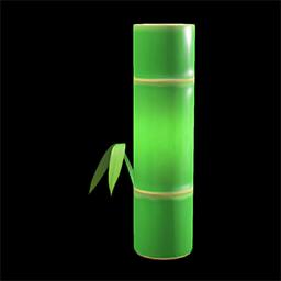 acnh boite à malice en bambou
