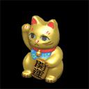 acnh chat fetiche doré