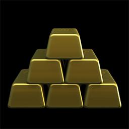 acnh pile de lingots d'or