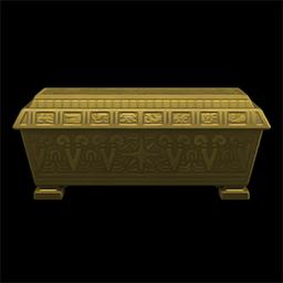 acnh sarcophage en or