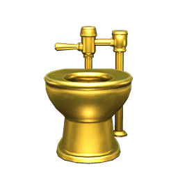 acnh wc d'or