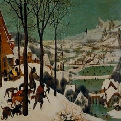 acnh les chasseurs dans la neige