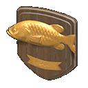 acnh plaque ornementale poisson