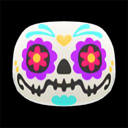 ACNH Masque crâne