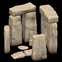 ACNH Stonehenge