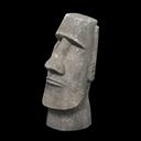 ACNH Statue tête de Moaï