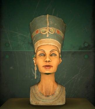acnh sculpture mystérieuse fausse