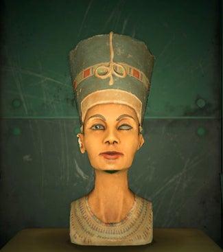 acnh sculpture mystérieuse vraie