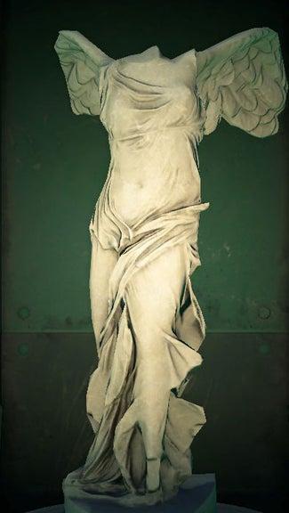 acnh statue heroïque faux