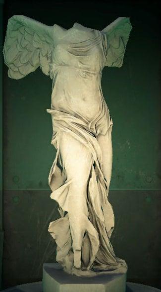 acnh statue heroique vrai