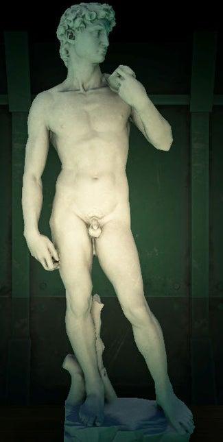 acnh statue majestueuse vrai