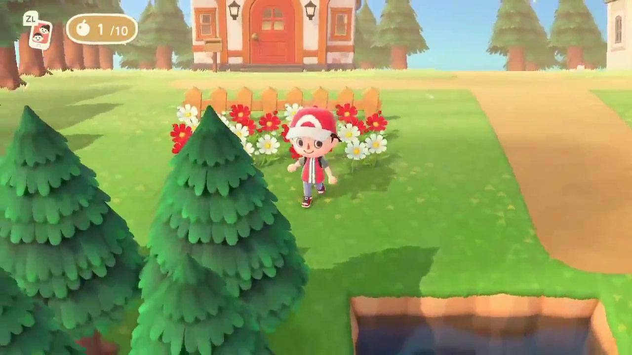 acnh il recrée le bourg palette de pokemon