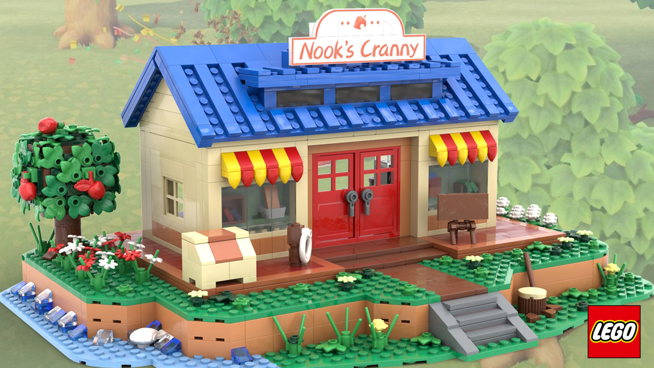 ACNH Lego Animal Crossing