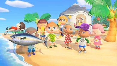 Liste des poissons en Août dans Animal Crossing : New Horizons